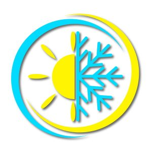 logo-of-sun-and-snowflake