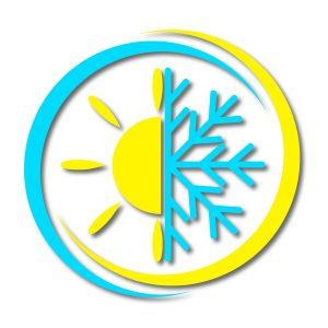 logo-of-sun-and-snowflake