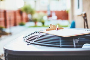 outside-ac-unit-with-clipboard-on-top